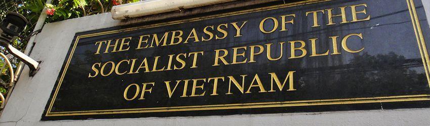 how to get vietnam visa from Vietnam embassy