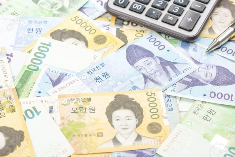 Hãy đổi tiền trước khi đi du lịch Hàn Quốc