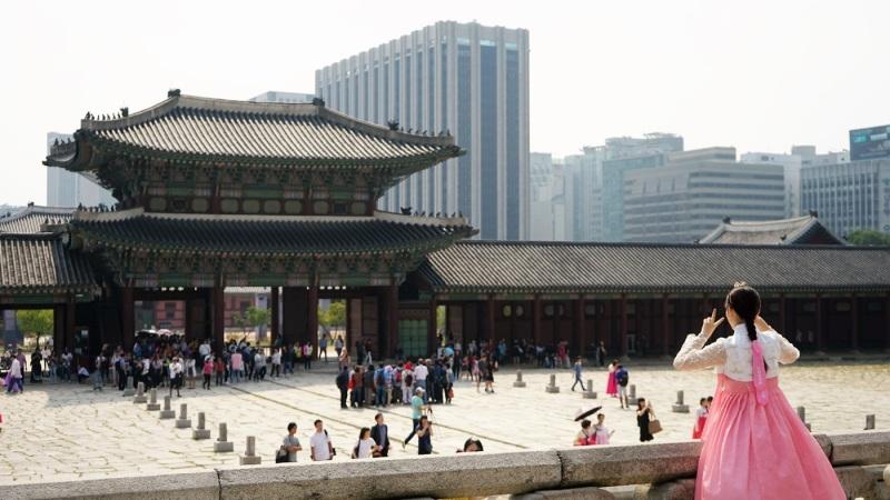 Công dân Việt Nam có hộ khẩu tại các thành phố lớn sẽ được xét cấp visa Hàn Quốc 5 năm