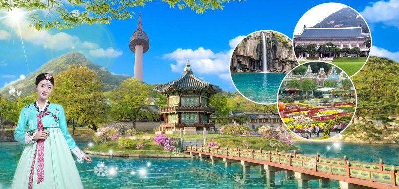 Tháng 12/2018 chính thức xét cấp visa Hàn Quốc thời hạn 5 năm