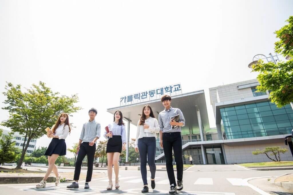Chương trình visa thẳng du học Hàn Quốc 2018-2019