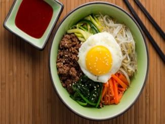 Ẩm thực Hàn Quốc đa dạng và phong phú