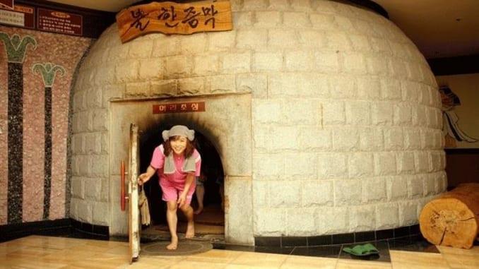 Đừng bỏ lỡ tắm hơi Jimjilbang khi du lịch Tết Hàn Quốc