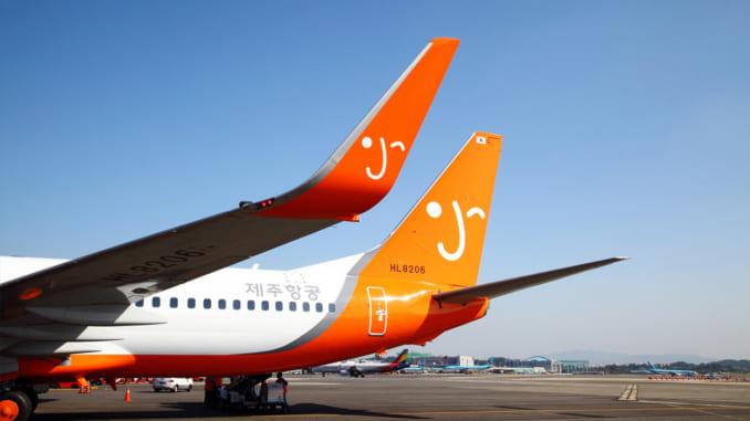 Jeju Air là một hãng hàng không giá rẻ thành lập vào năm 2006 tại Hàn Quốc