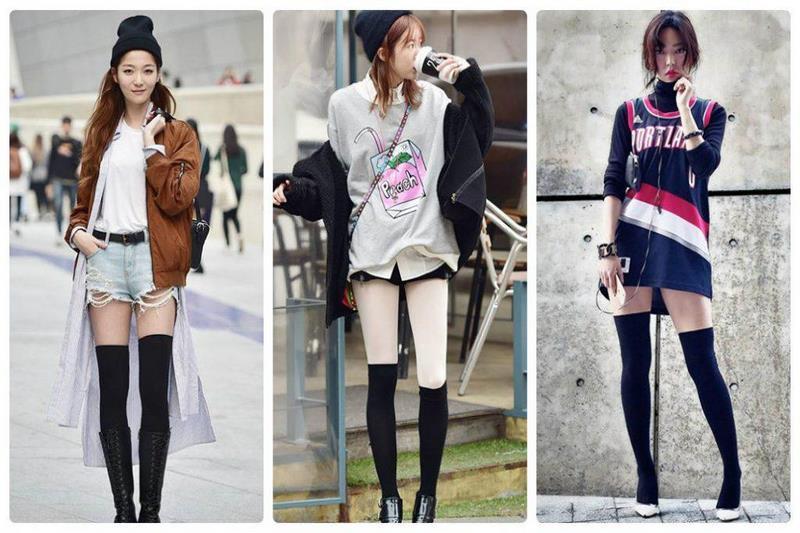Thời trang Hàn Quốc luôn dẫn đầu về xu hướng