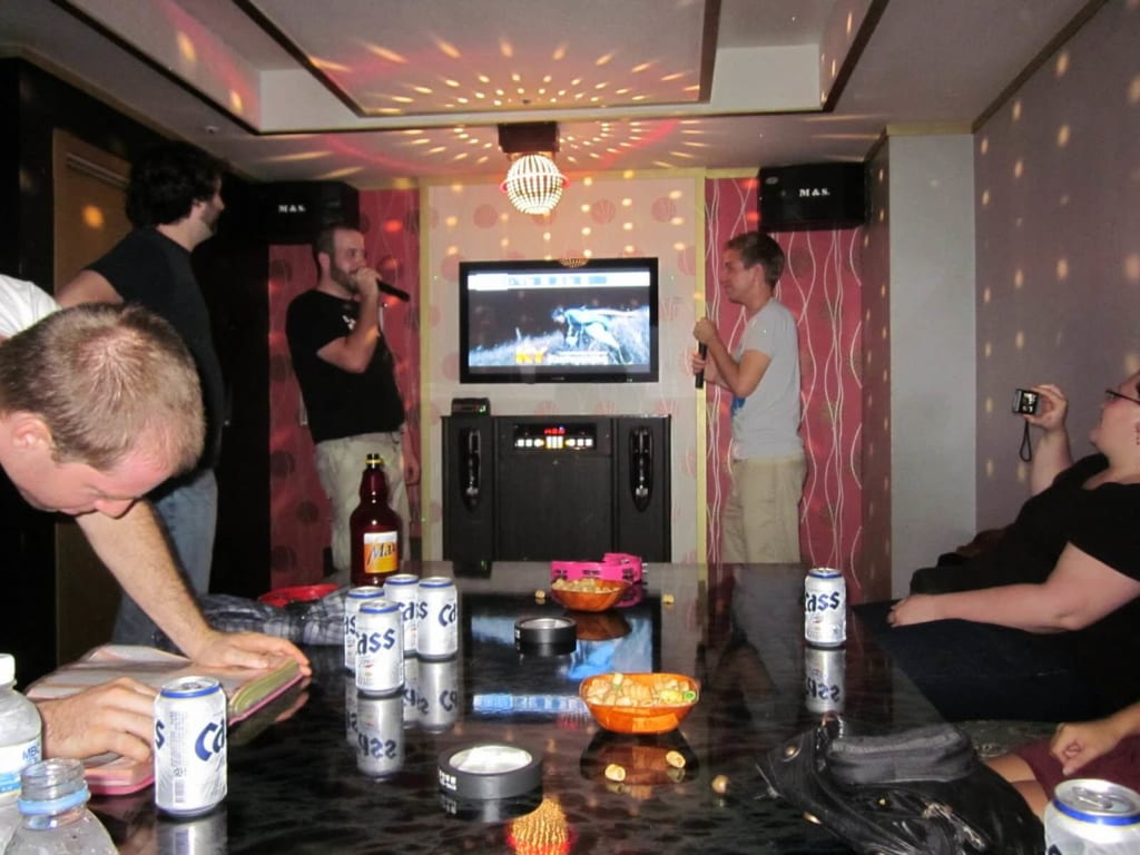 Nori Bong - Phòng karaoke kiểu Hàn