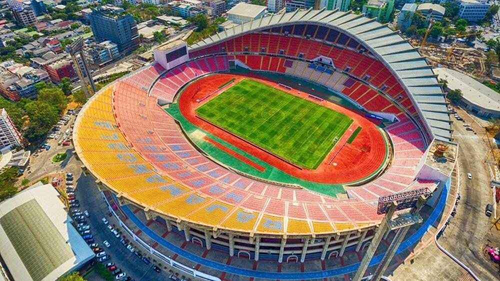 Sân vận động Rajamangala tại Bangkok