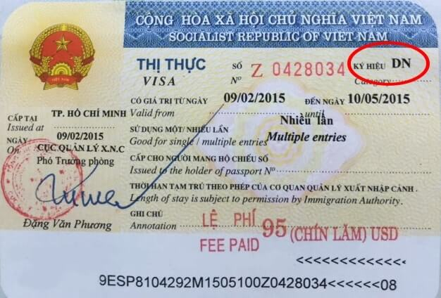 Vietnam Business Visa for Korean passport holders
