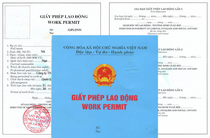 Work Permit Vietnam - Updating new regulations for expats