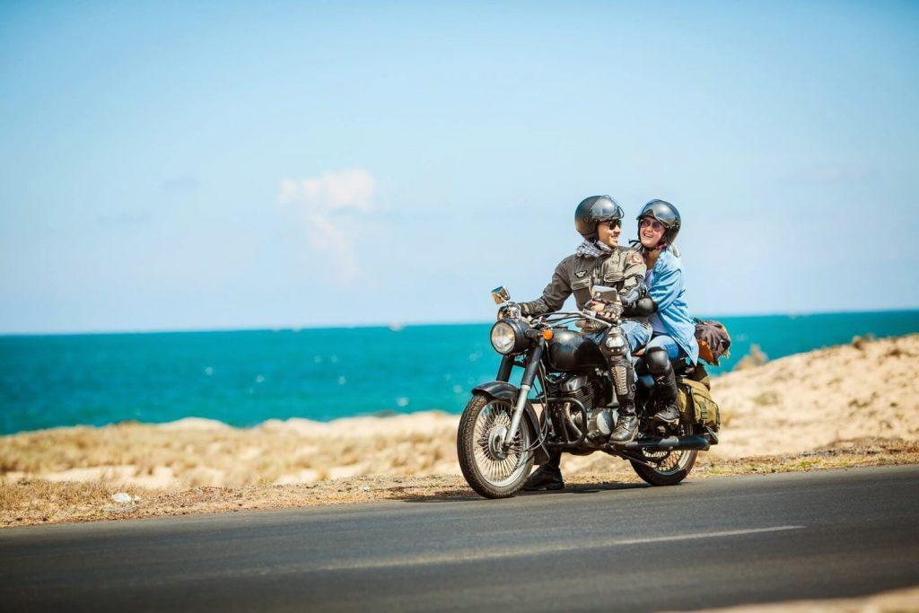 đi Vũng Tàu bằng xe máy