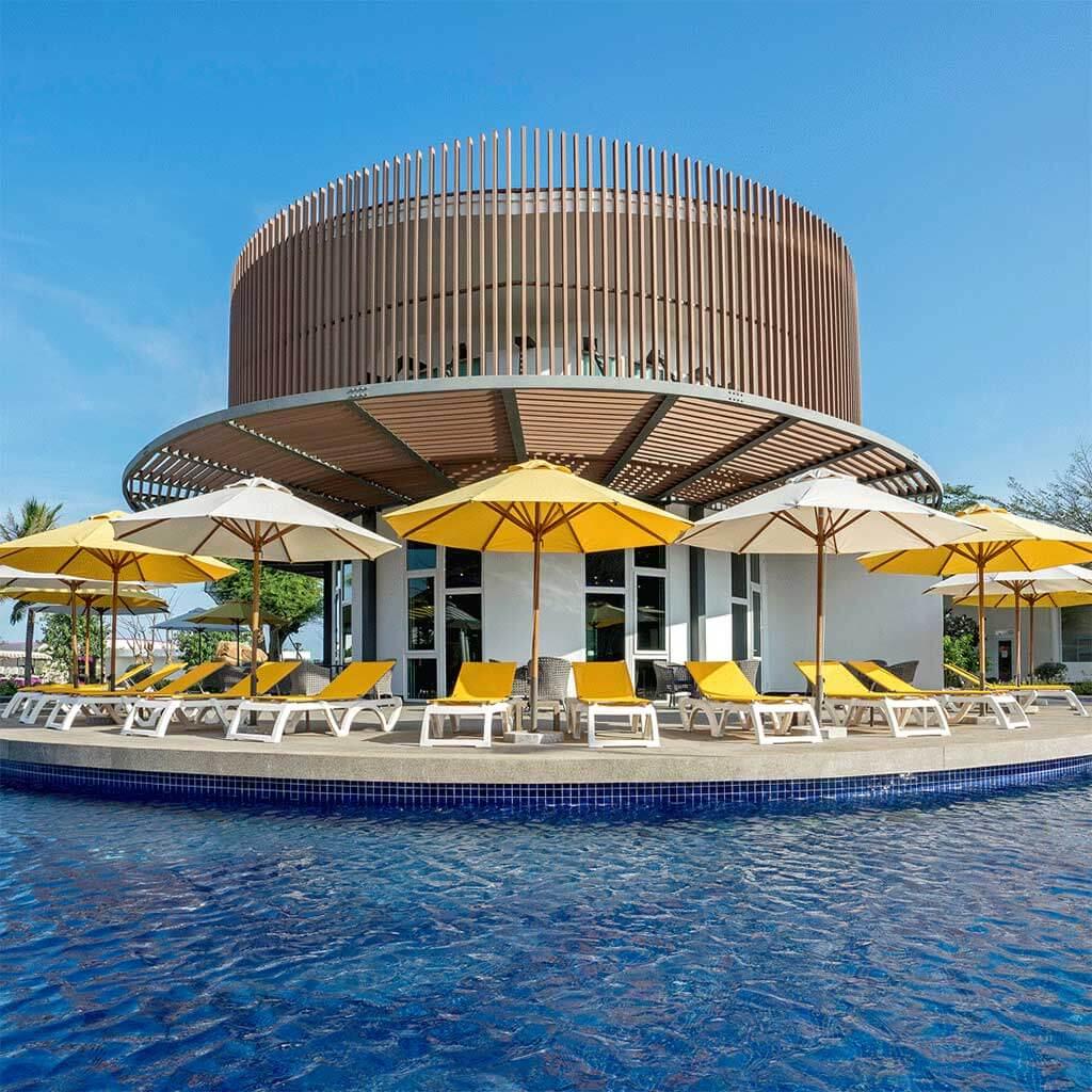 Oceanami Villas Beach Club