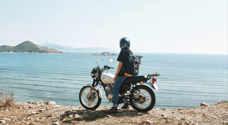phượt Vũng Tàu bằng xe máy