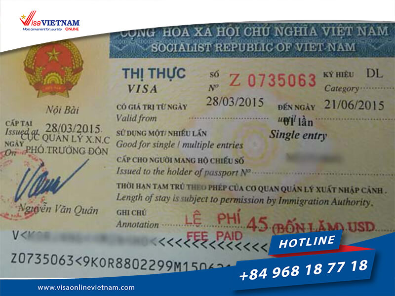 3 months Vietnam visa and what foreigners should know