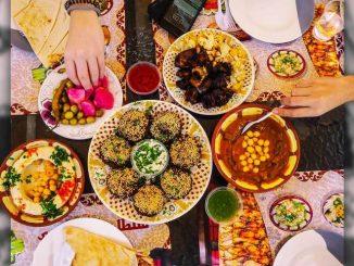 ẩm thực Dubai
