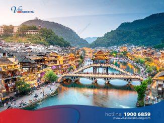 xin visa Trung Quốc lần đầu