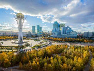 du lịch Kazakhstan