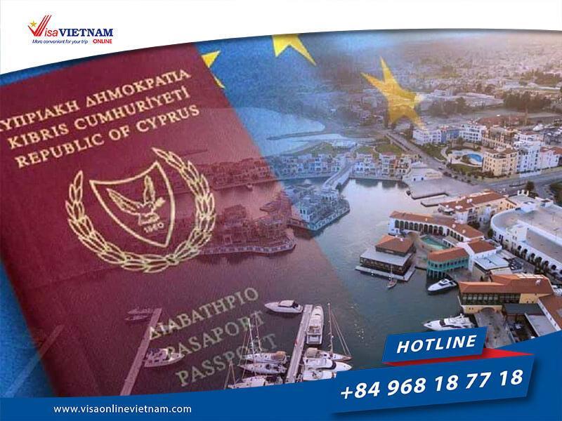 How to apply Vietnam visa on arrival in Cyprus?