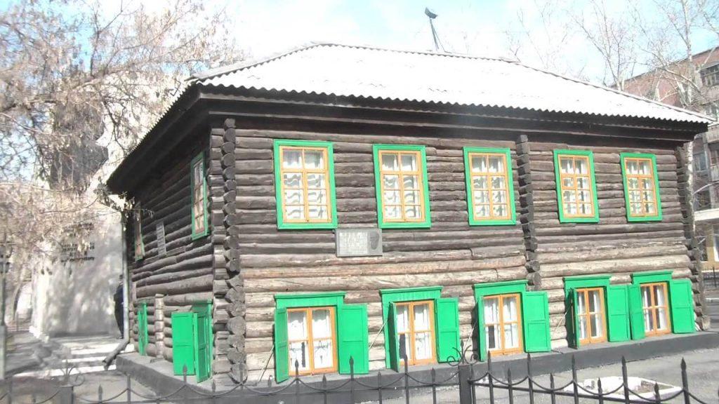 nhà của Dostoyevsky