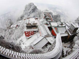mùa đông Trung Quốc