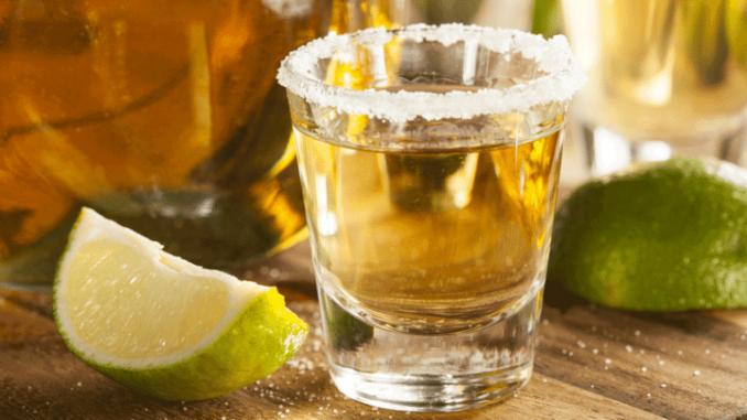 Tequila cruda