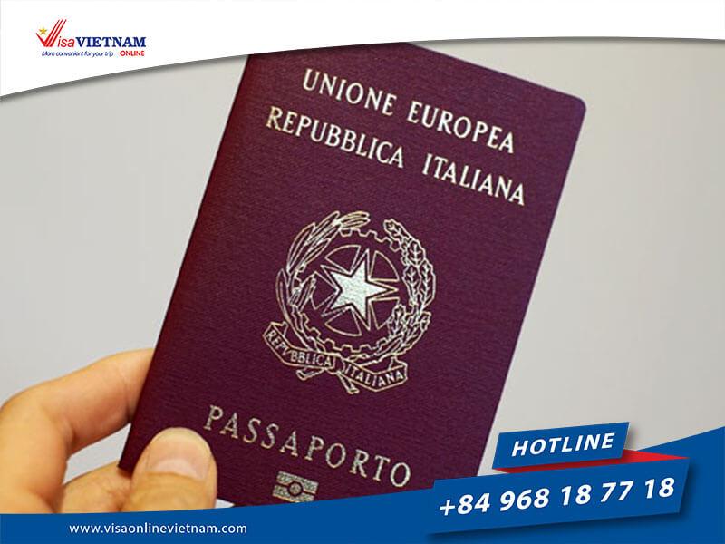 How to get Vietnam visa on arrival from Italy? - Visto Vietnam in Italia