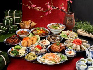 Các món ăn ngày Tết