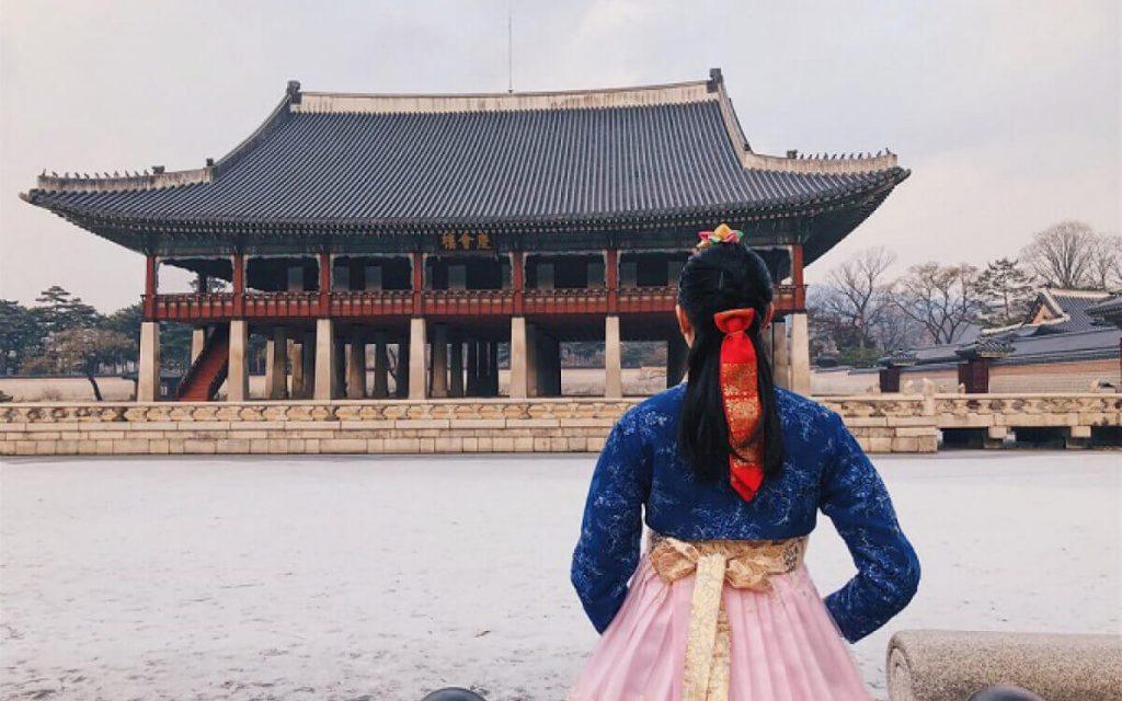 quy trình xin visa Hàn Quốc 2020
