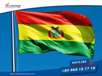Way to get Vietnam visa on arrival from Bolivia