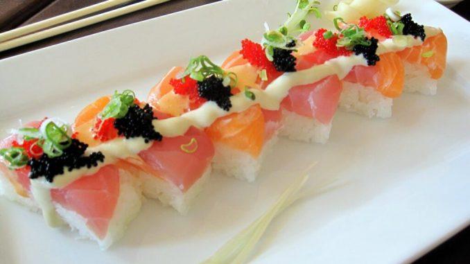 Sushi Hakozushi