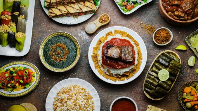 Các món ăn Ai Cập