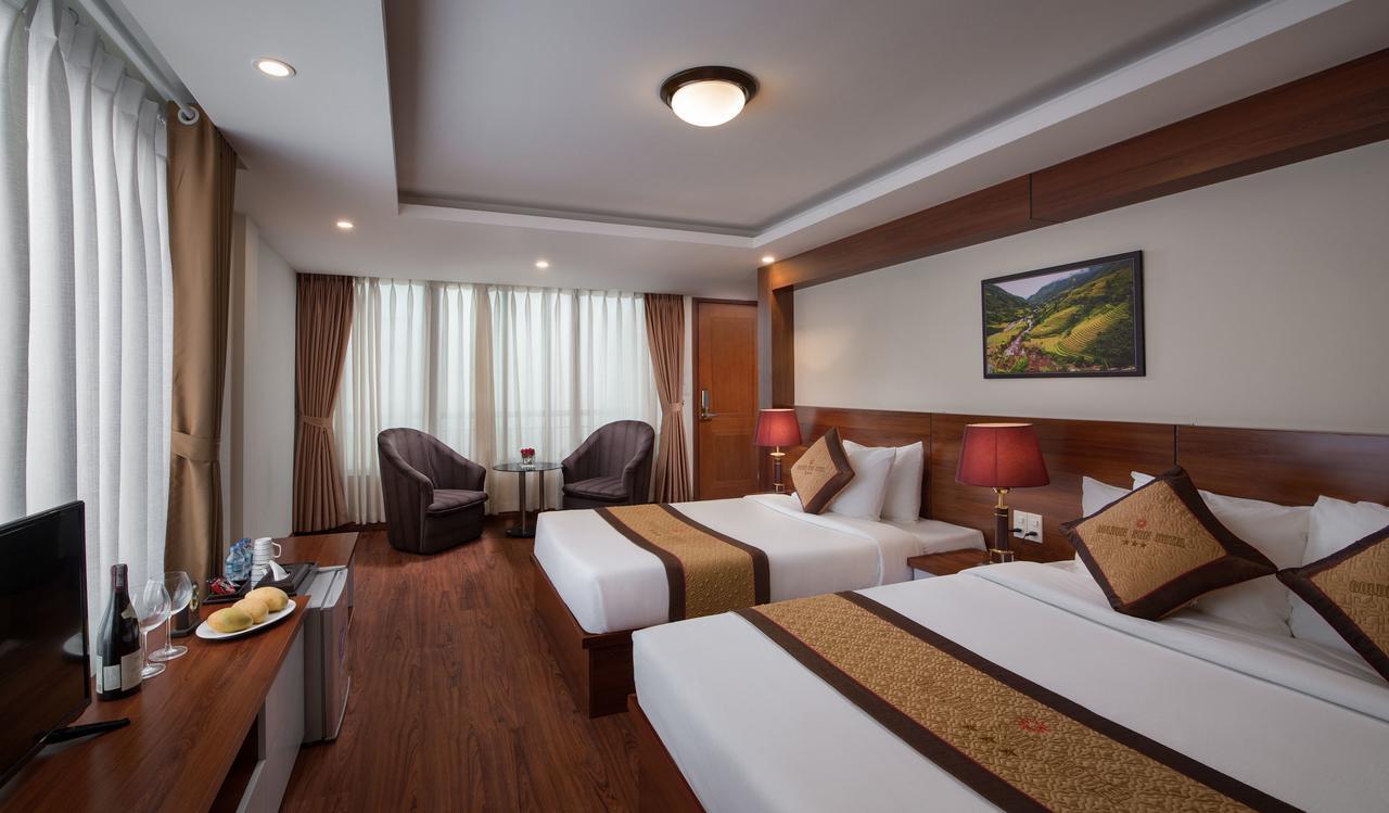 Khách sạn Golden Villa Hotel 3 sao