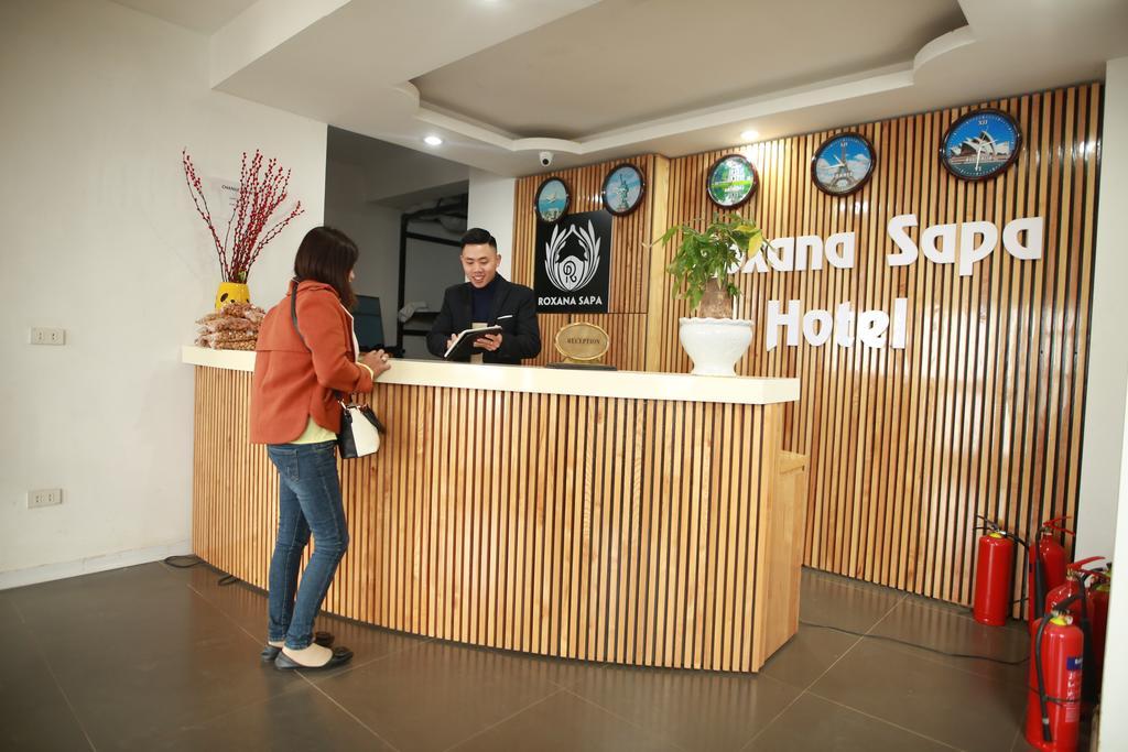 Khách sạn Roxana Sapa 2 sao