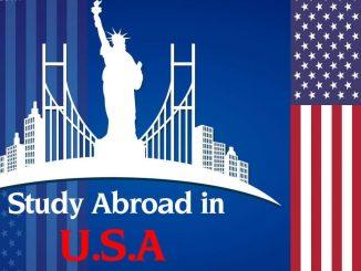 điều kiện du học Mỹ 2020