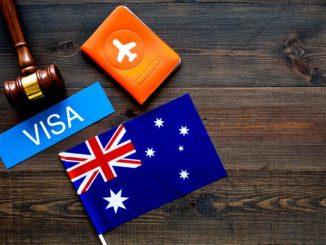 visa 482 Úc