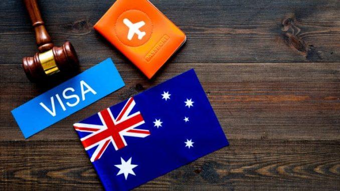 visa 489 Úc