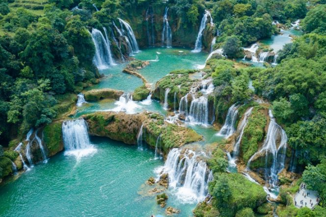 Ban Gioc Waterfall, Cao Bang Province