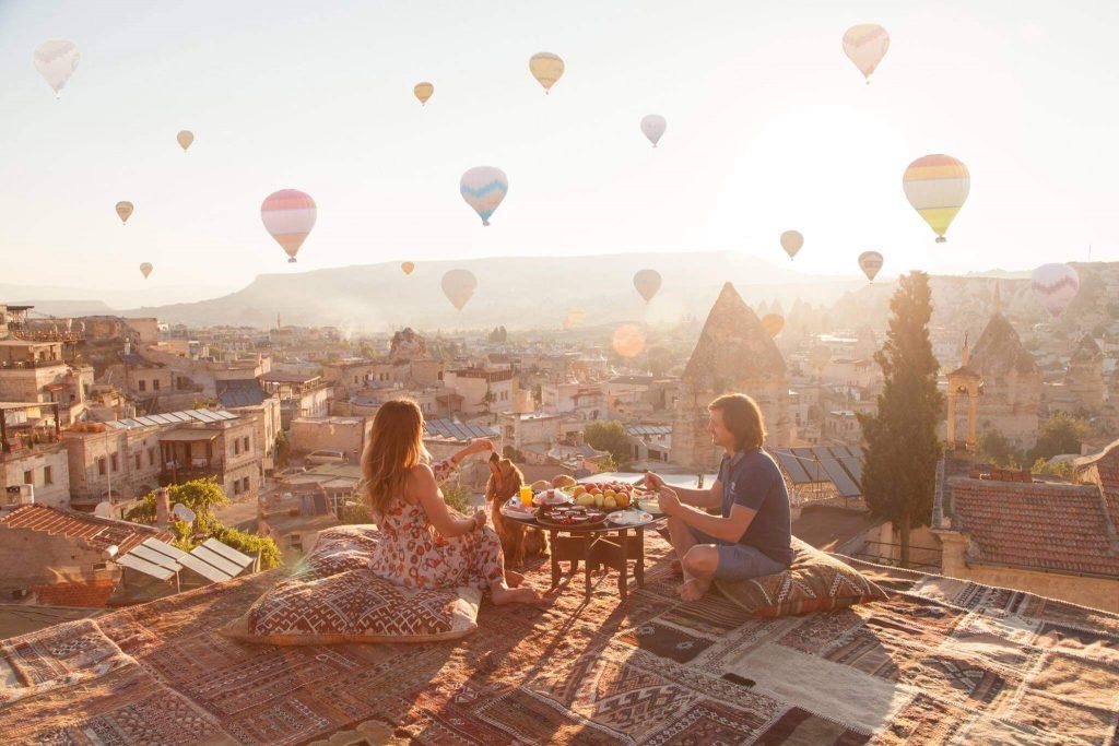 thủ tục xin visa du lịch Thổ Nhĩ Kỳ