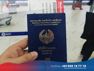 How to apply for Vietnam visa in Laos? - ວີຊ່າຫວຽດນາມຢູ່ລາວ